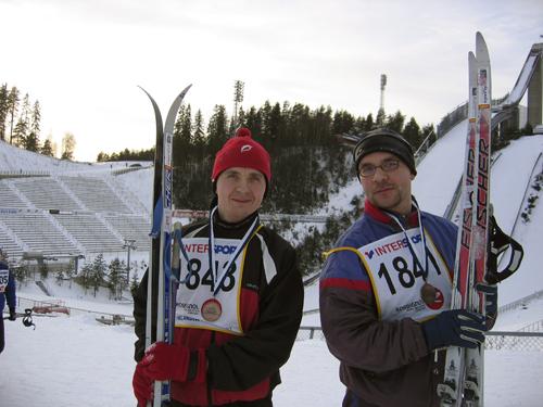 Finlandia-hiihdossa
